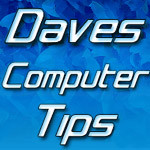 daves computer tips
