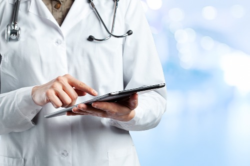 The healthcare sector is facing a high risk for cyber crime.