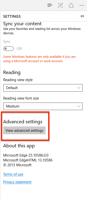 how to set your homepage in microsoft edge