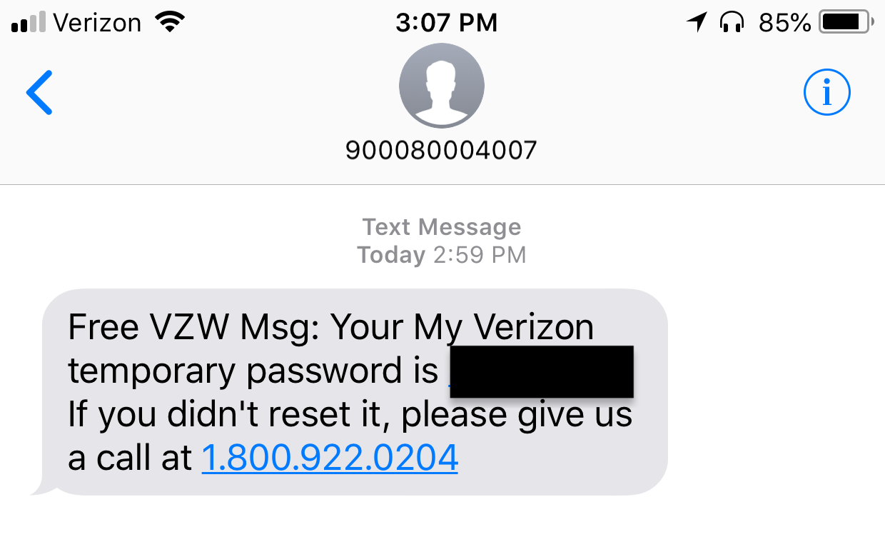 Beware of This Deviously Good Verizon Scam