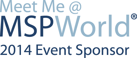 Sponsor logo MSPWorld outlined
