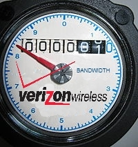 verizon wireless bandwidth limits