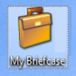 how to work with microsoft briefcase