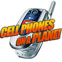 Cell Phones on a plane!