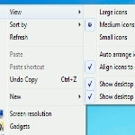 manage Windows context menu