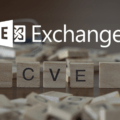 Cyber Risks - users were still running vulnerable versions of Exchange Server posing a Cybersecurity threat by not updating to patched versions..