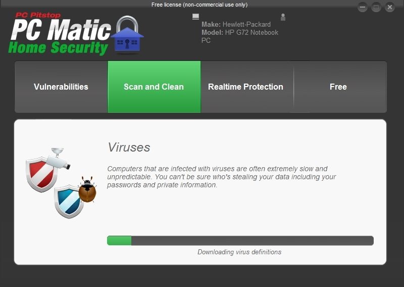Free Anti-Virus & Free  Real-Time protection