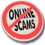 top 5 types of online scams