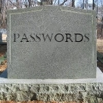 Passwords when you pass away