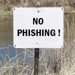 beware of new phishing holes