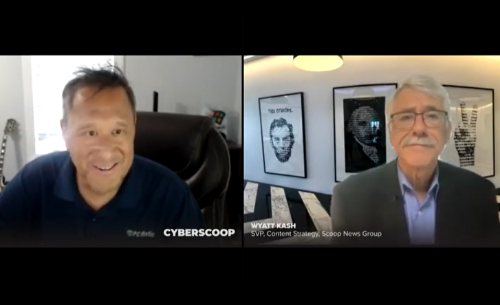 Rob Cheng talks security holes with Scoop News Group's Wyatt Kash.