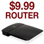 Linksys Router $9.99