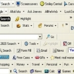 how to remove all toolbars
