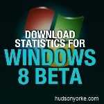 3 million downloads of windows 8 beta