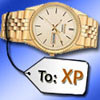 XP's Gold Watch